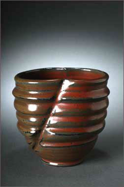 iron ribbed cup