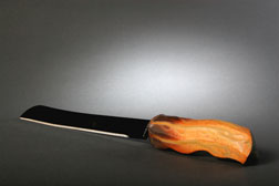 knife with ceramic handle